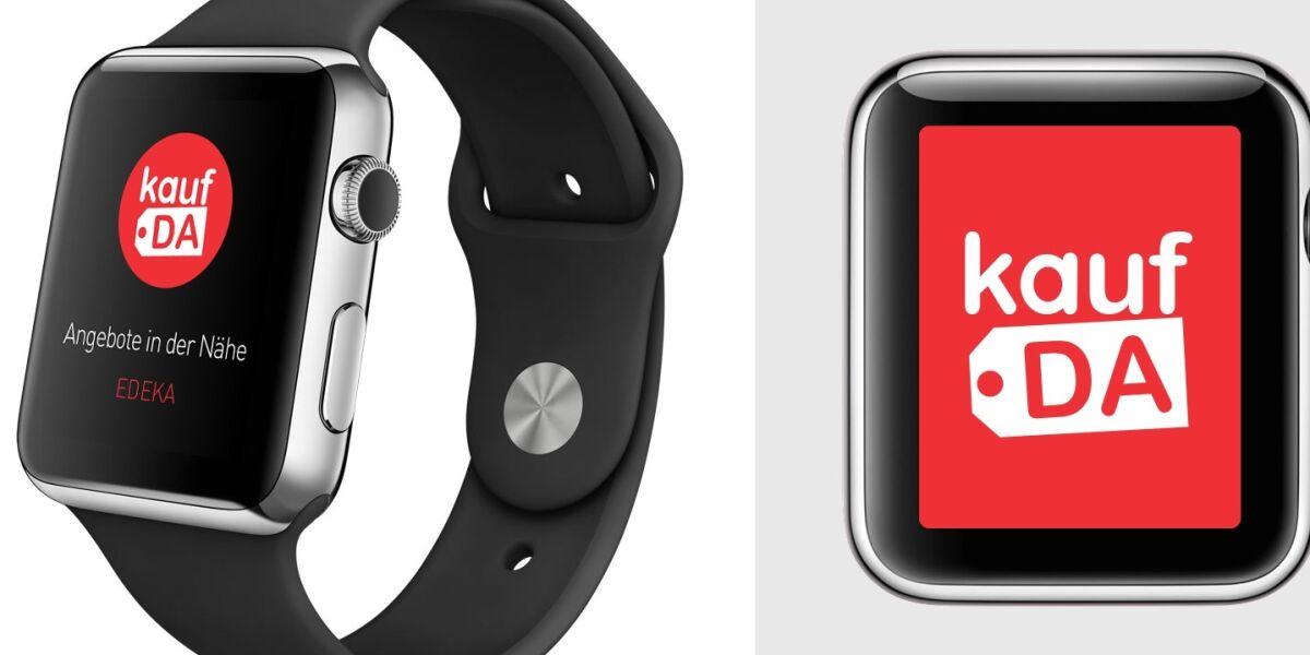 Smartwatch mit KauDa App