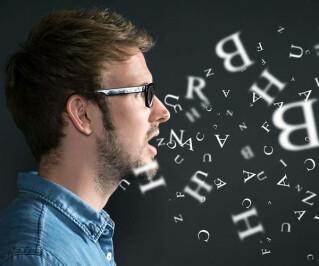 Sprache Buchstaben Spracherkennung