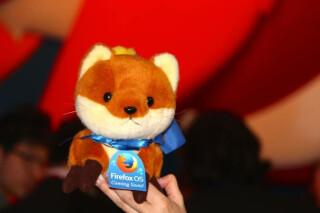 Firefox-Maskottchen