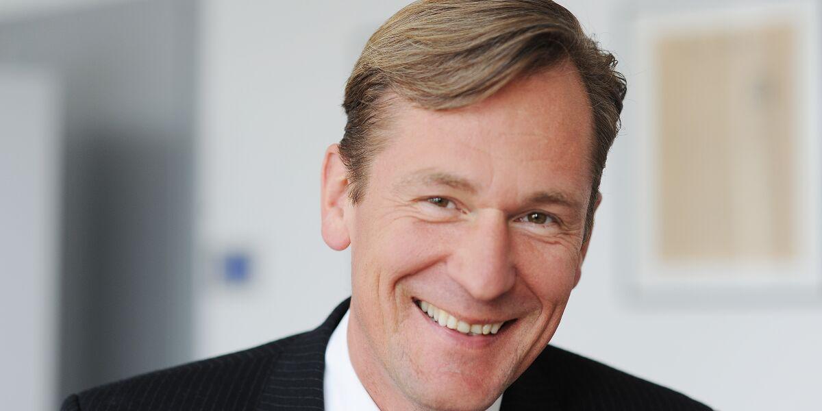 Mathias Döpfner von Axel Springer