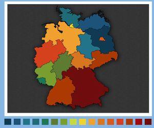 So ist Deutschland infiziert