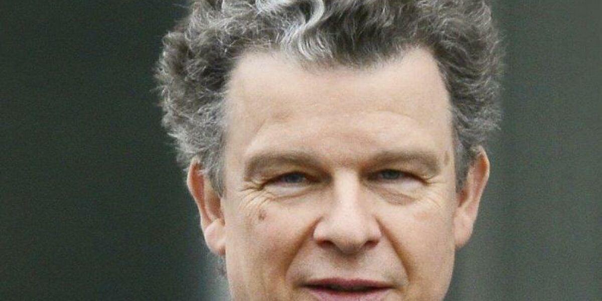 Gesicht des Burda-Chefs Paul-Bernahrd Kallen