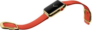 """Die Apple """"Watch Edition"""" kommen mit einem Uhrengehäuse aus 18 Karat Gelbgold oder Roségold"""