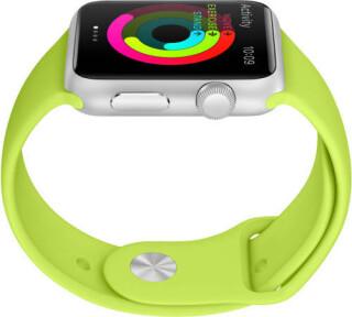 Die Apple Watch Sport ist das günstigste Smartwatch-Modell