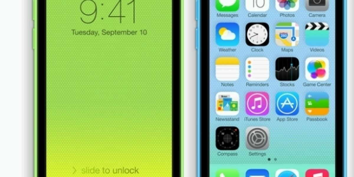 iPhone 5C von Apple