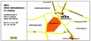 Ikea Karte Abholstore Leipzig