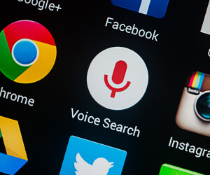 Apps Voice-Search