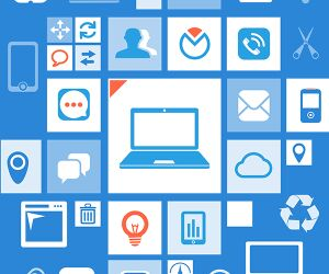 Symbole PC Smartphone