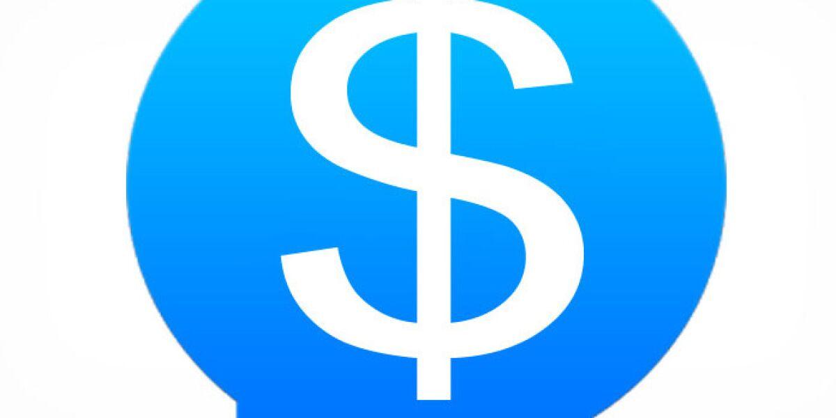 Facebook Messenger mit Dollar