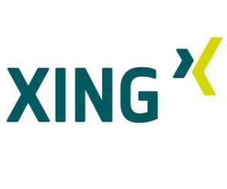 Das Logo von XING