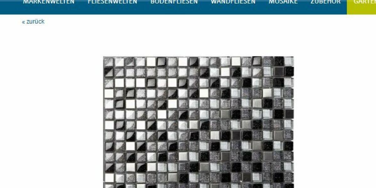 Screenshot Fliesenmax.de