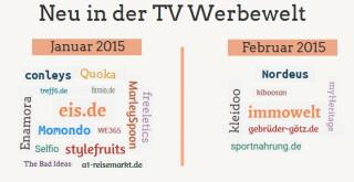 Neu in der TV Werbewelt