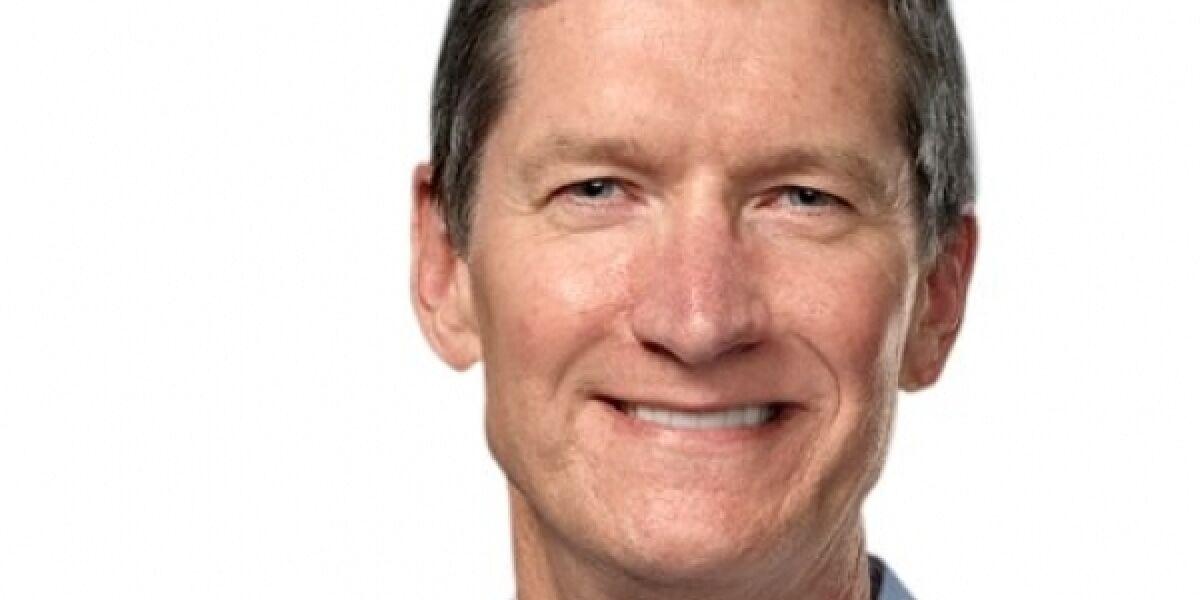 Tim Cook von Apple
