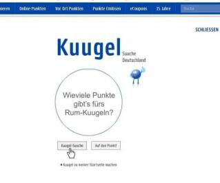 Screenshot Kuugel