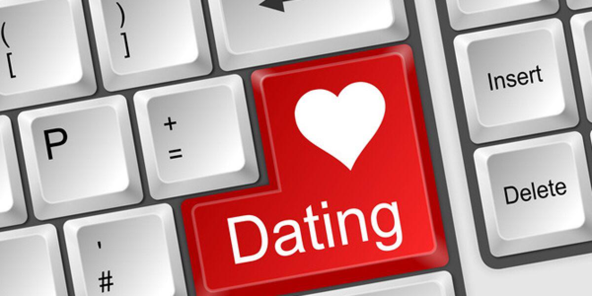Computertastatur mir Dating Herz