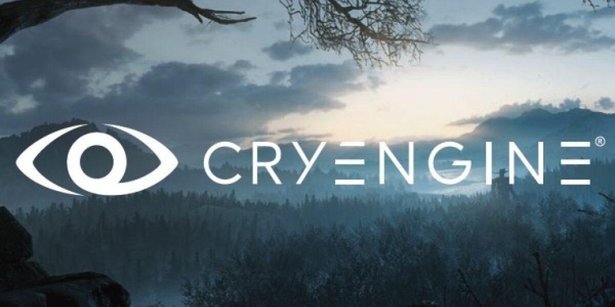 Cover Cryengine-Broschüre von Crytek
