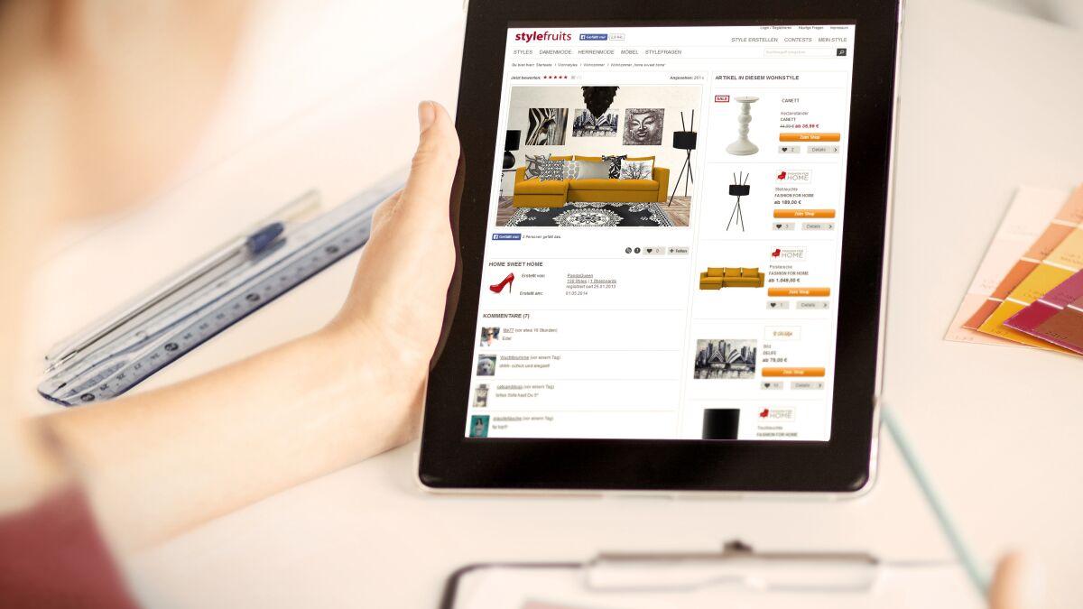 Stylefruits App Eine Million Downloads Internetworld De