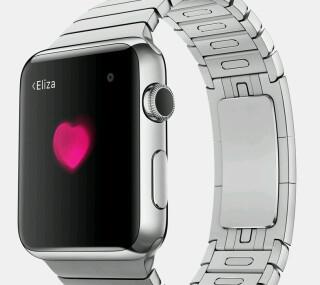 Apple Watch Edelstahl