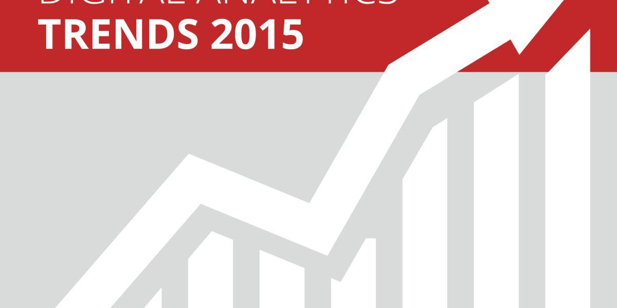 Deckblatt der Studie Digital Analytics Trends