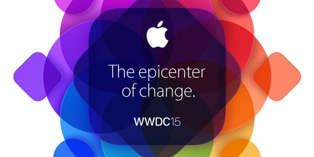 Apple lädt zur WWDC 2015