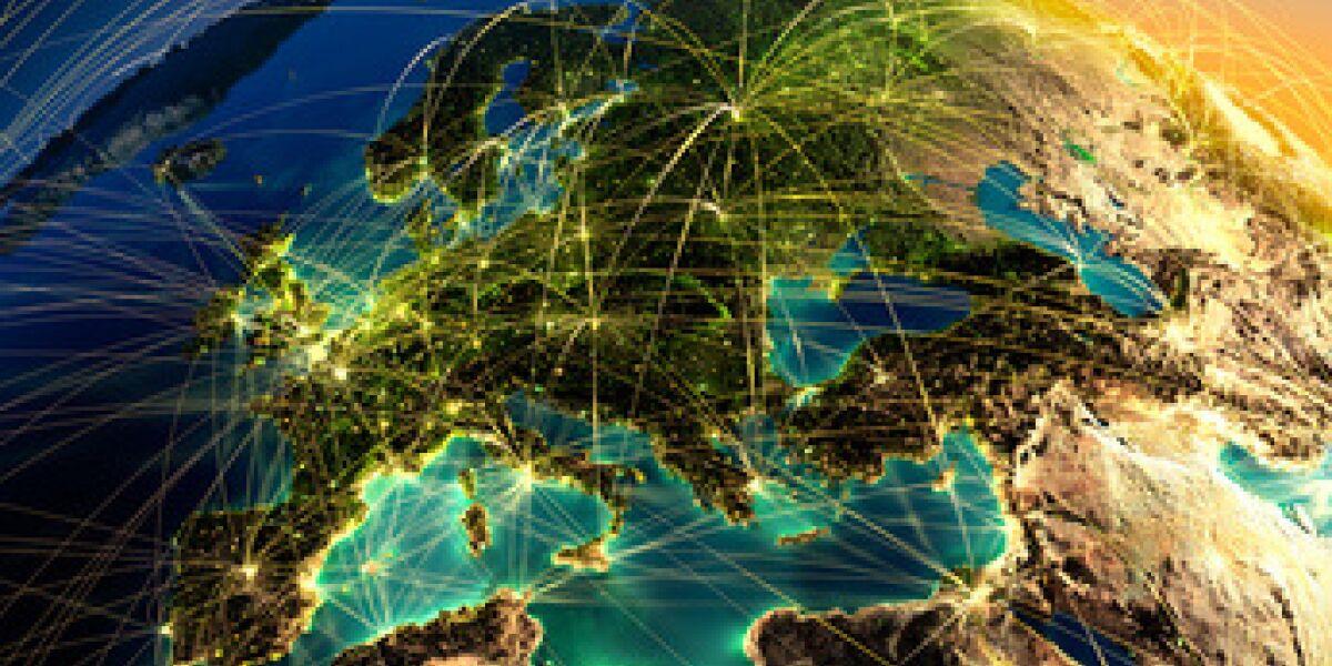 Welt Netzwerk