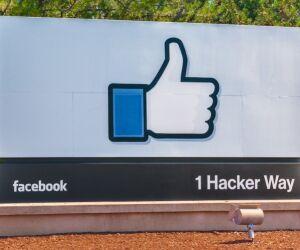 Facebook-Sitz in Menlo Park