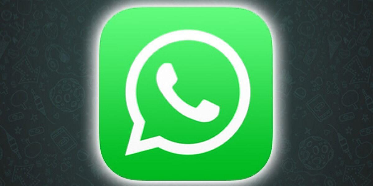 WhatsApp Logo Icon iOS