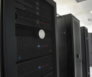 Großer Speicher-Server