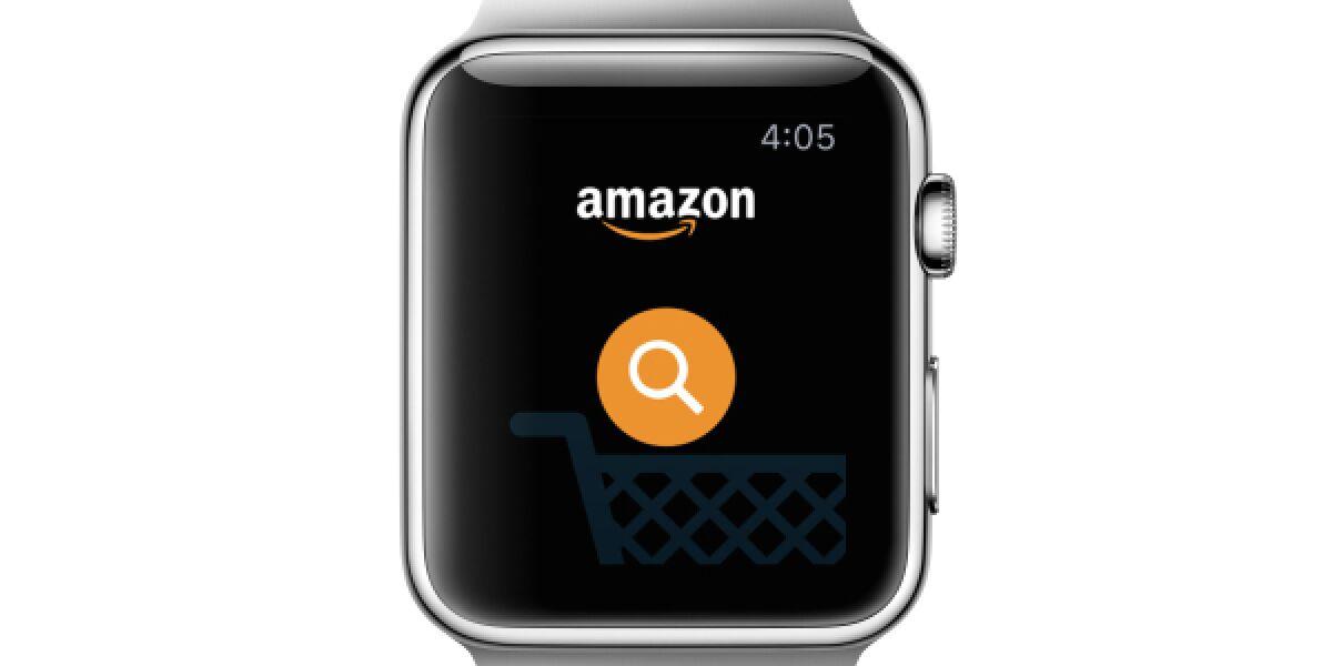 Amazon Shopping-App für die Apple Watch