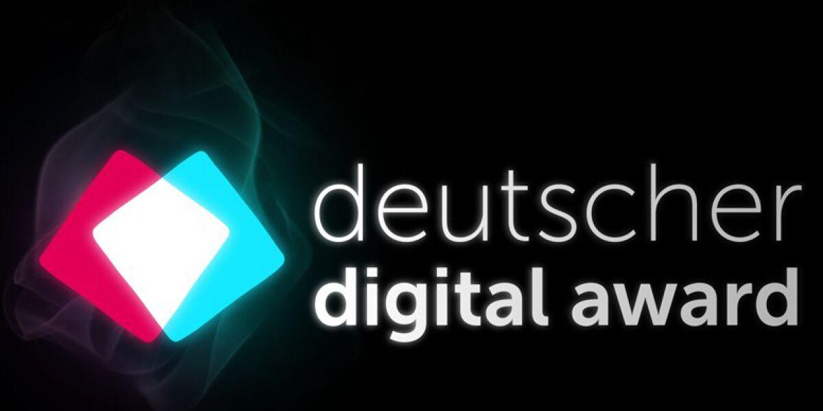 Logo des Preises Deutscher Digital Award
