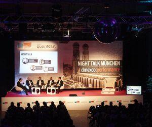 Dmexco Nighttalk 2015 in München