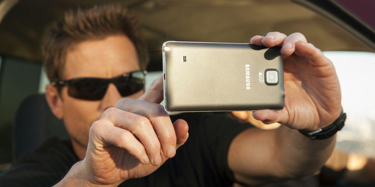 Samsung baut Smartphone-Marktanteil aus