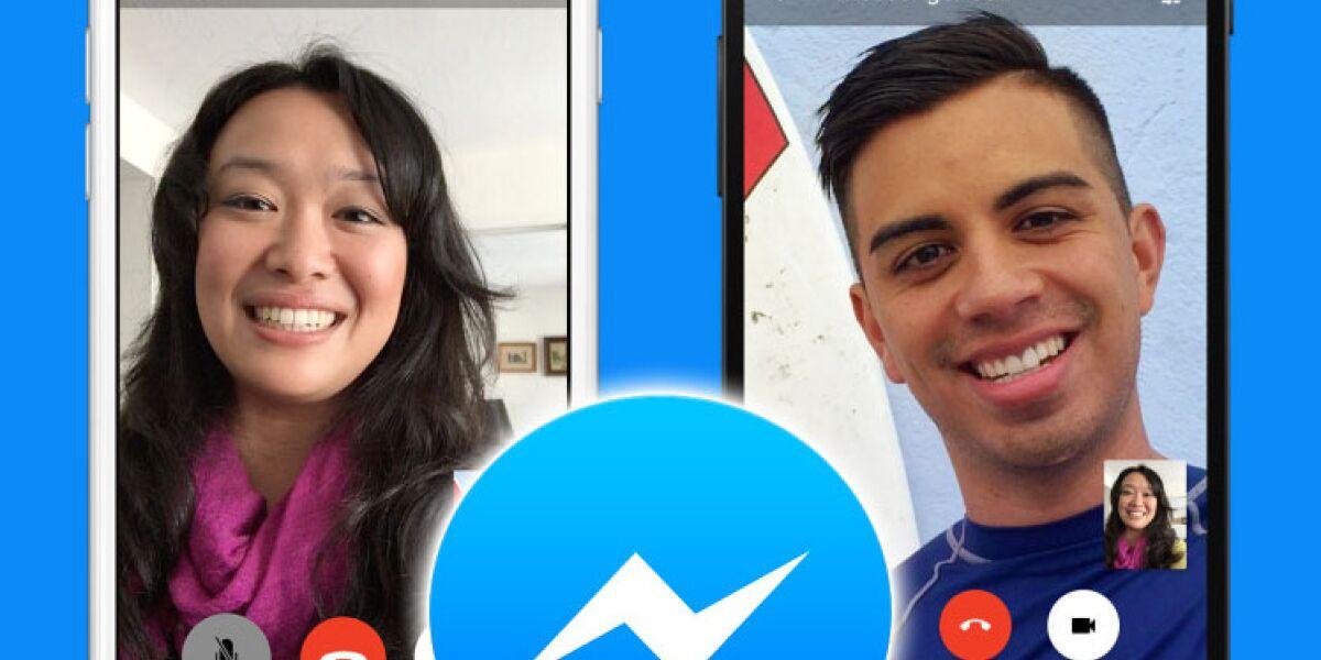 Facebook Messenger Videochat