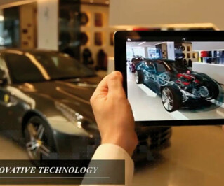 Ferrari AR App