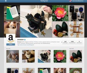 Instagramprofil von Amazon