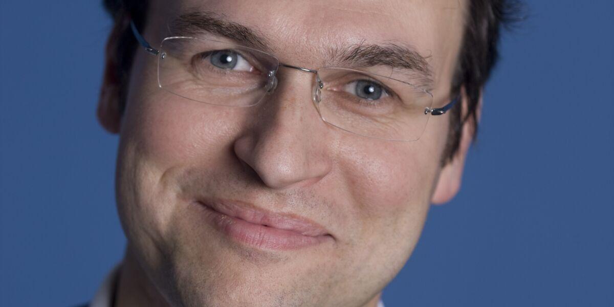 Stefan Hentschel Industry Leader Technology bei Google