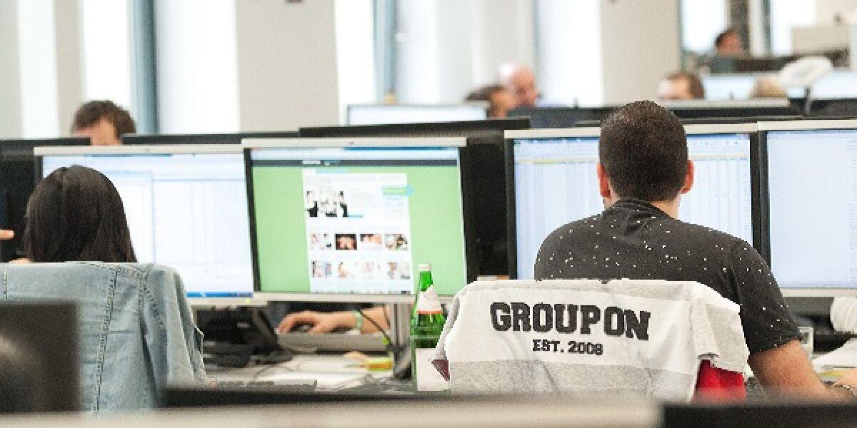 Büro Groupon