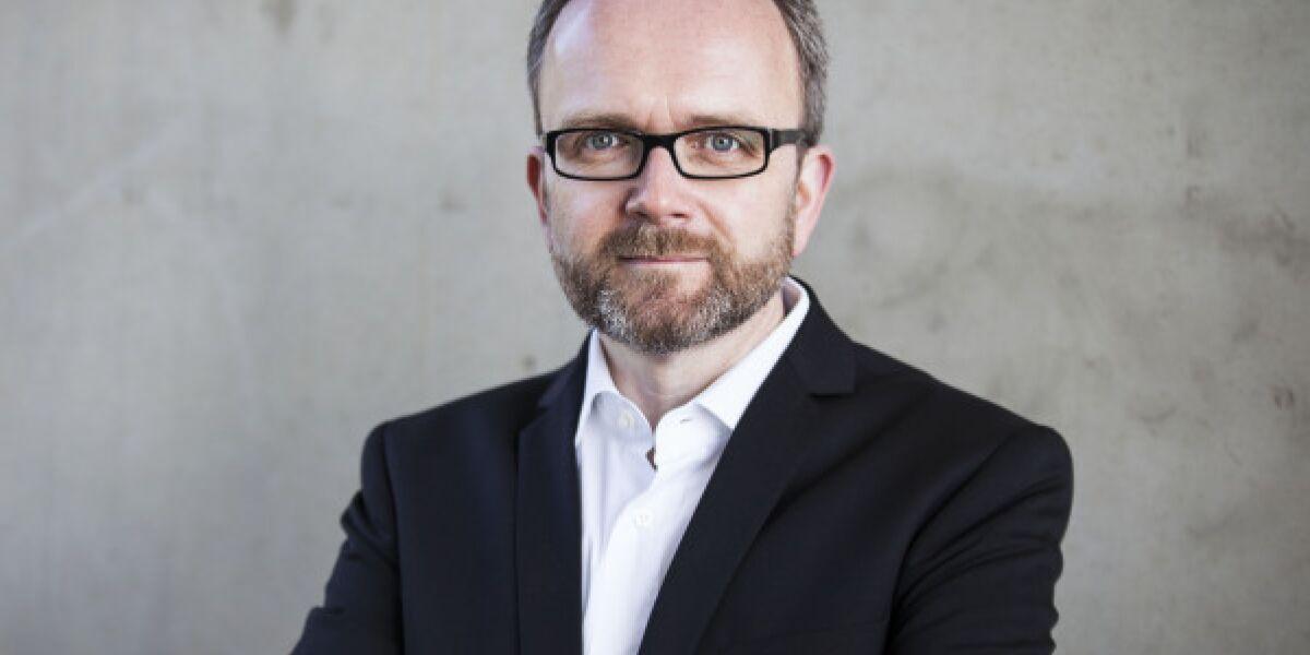Björn Kaspring von der AGOF