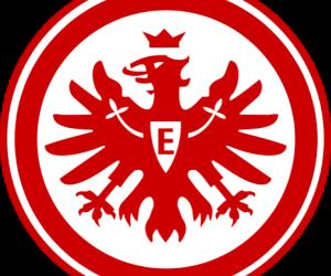Logo des Fußballvereins Eintracht Frankfurt