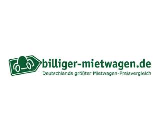 Logo von billiger-mietwagen.de