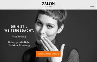 Zalon-Startseite