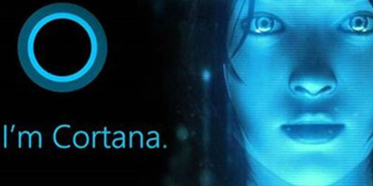 Microsoft Cortana Sprachassistent