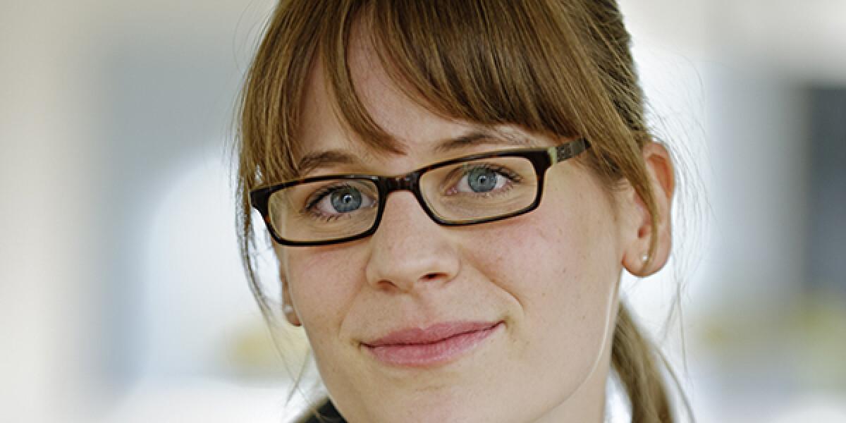 Rechtsanwältin Rebekka Stumpfrock