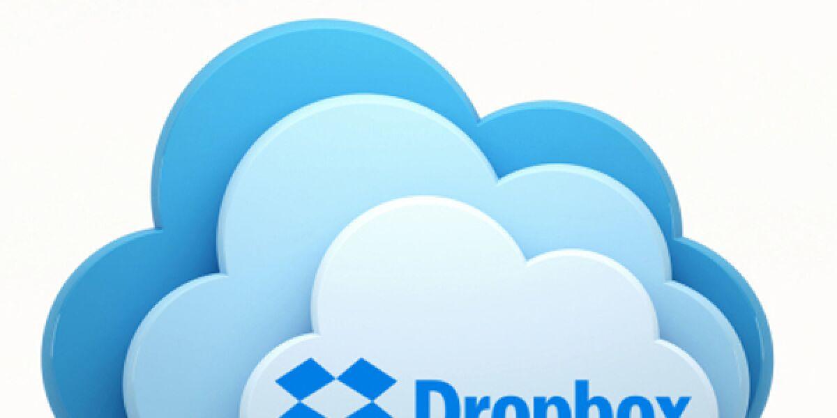 Dropbox in der Cloud