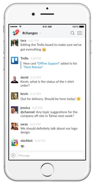 Nahtlos: Dank großer Client-Vielfalt lässt sich leicht zwischen mobilem und stationärem Zugriff wechseln.