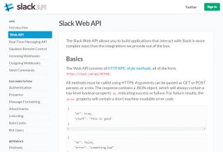 Maßgeschneidert: Per Web-API, Webhooks oder Slash Commands lassen sich eigene Integrationen erstellen oder maßschneidern.