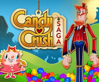Candy Crush Original Logo