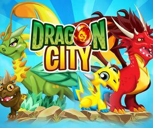 Dragon City Logo