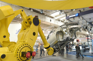 Roboter kosten Arbeitsplätze