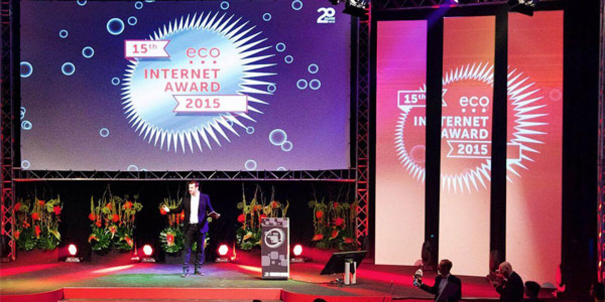 eco Internet Awards 2015
